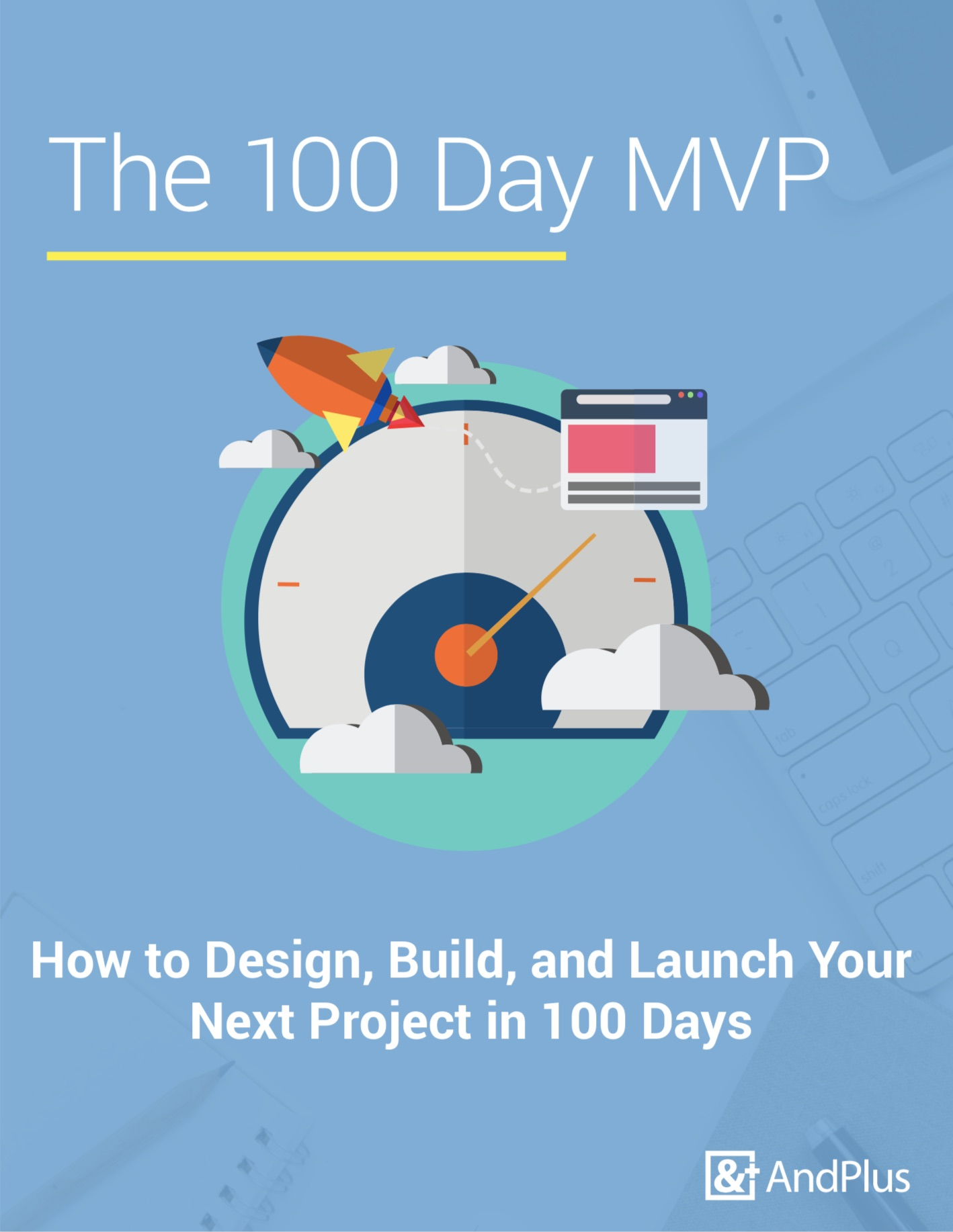 AndPlus designs, engineers and launches your MVP in 100 Days. From web dashboards to mobile apps, our team is the best in Boston.