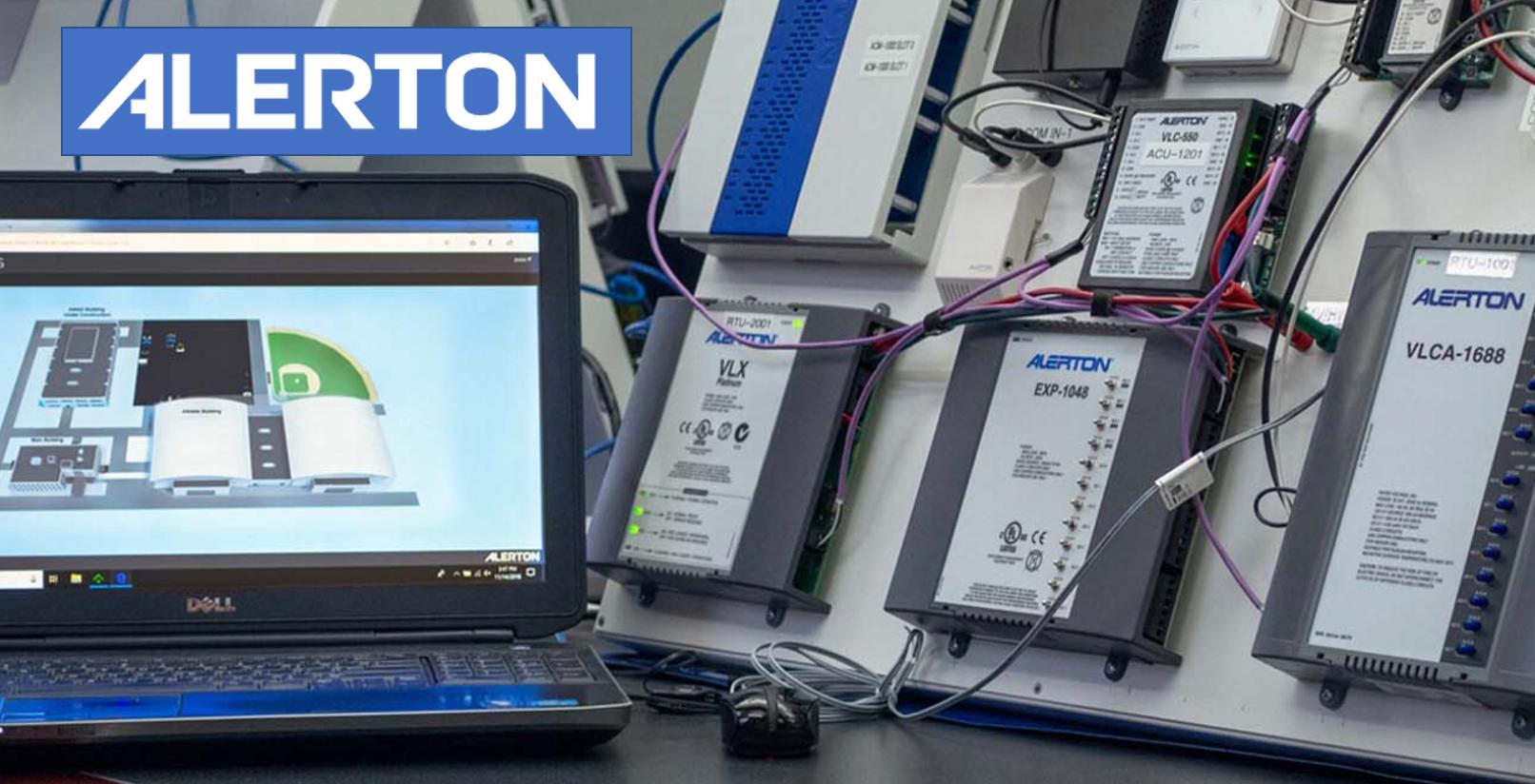 Alerton BACnet HVAC IoT solution