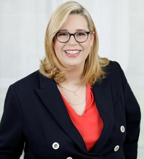 Angela Spencer - SVP Digital Transformation