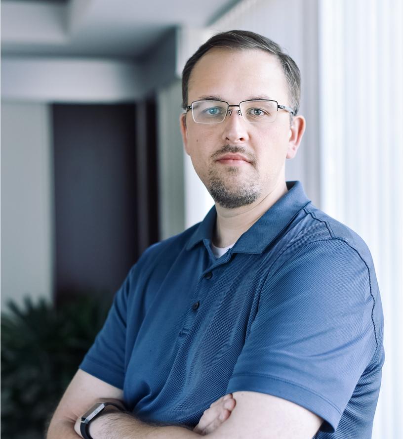 Chris DeProfio - Dir of Engineering