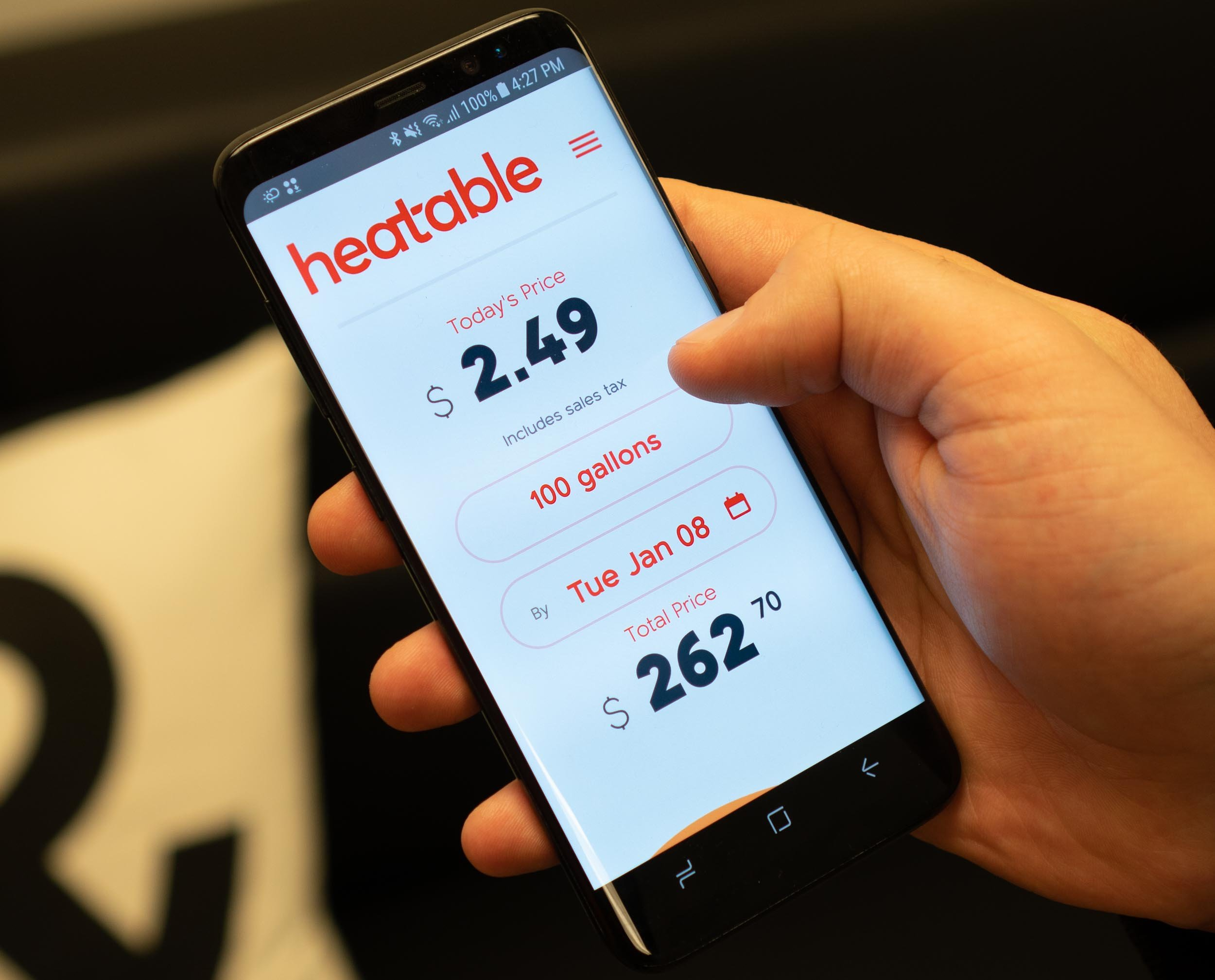 Heatable built in Xamarin for Android and iOS at AndPlus