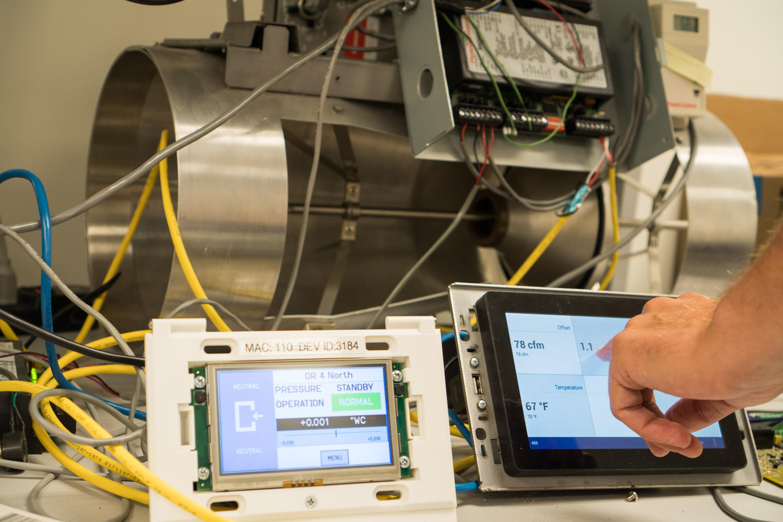 Phoenix Controls BACnet connected device building automation