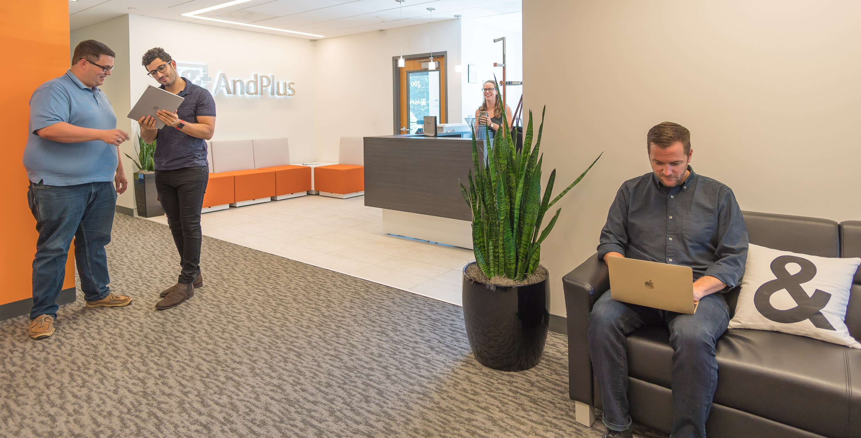 AndPlus builds custom software for any industry. From medical to financial technology.