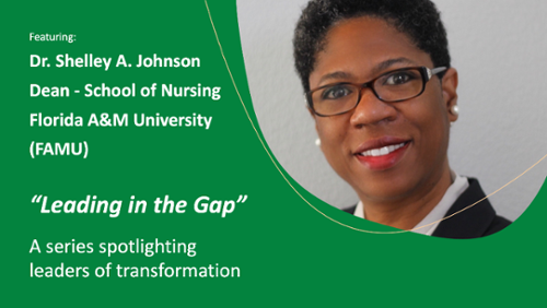 Image of Dr. Shelley Johnsom Dean, Florida A andM University School of Nursing
