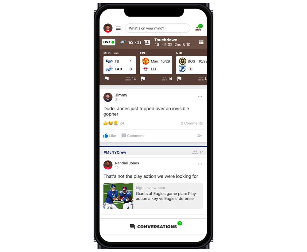 Initial Pre Release Mobile App