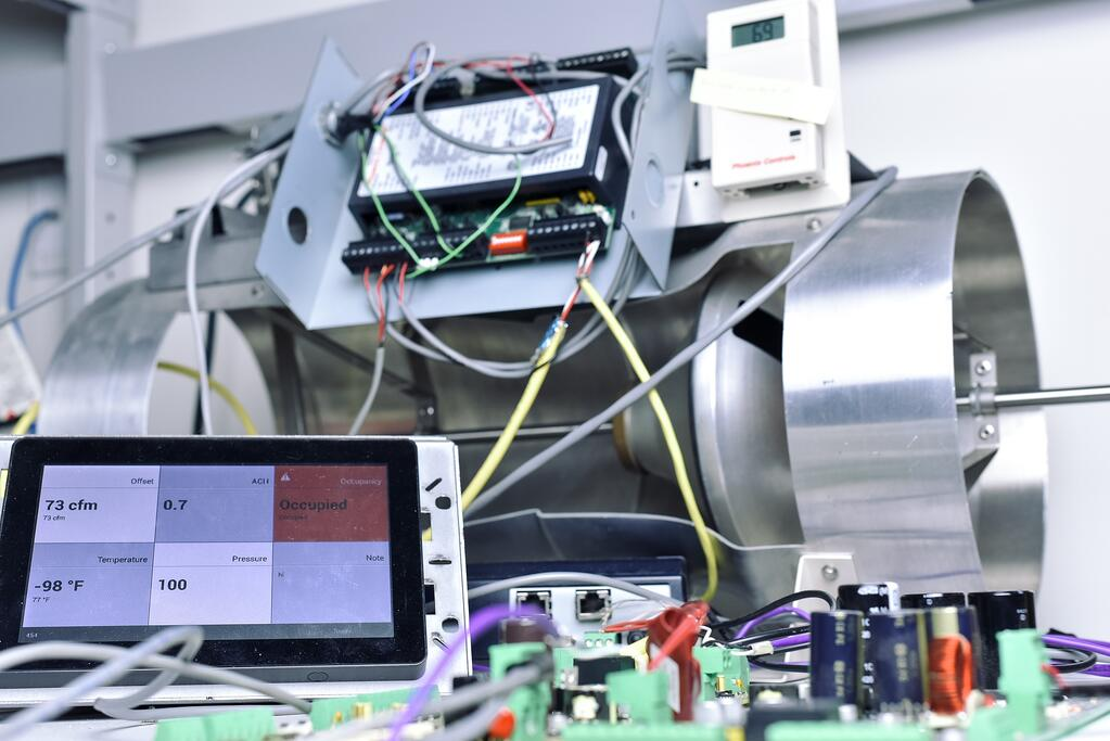 Phoenix Controls is a BACnet application designed and engineered by AndPlus.