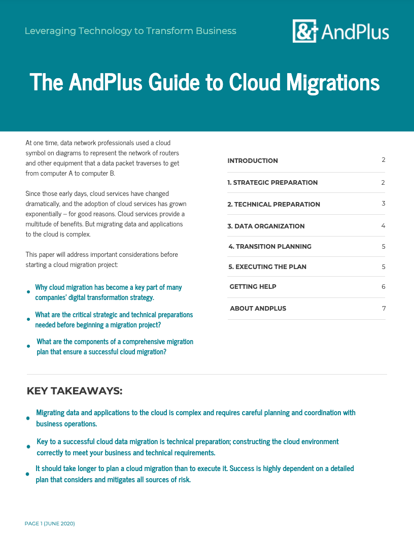 Cloud Migration WP Cover