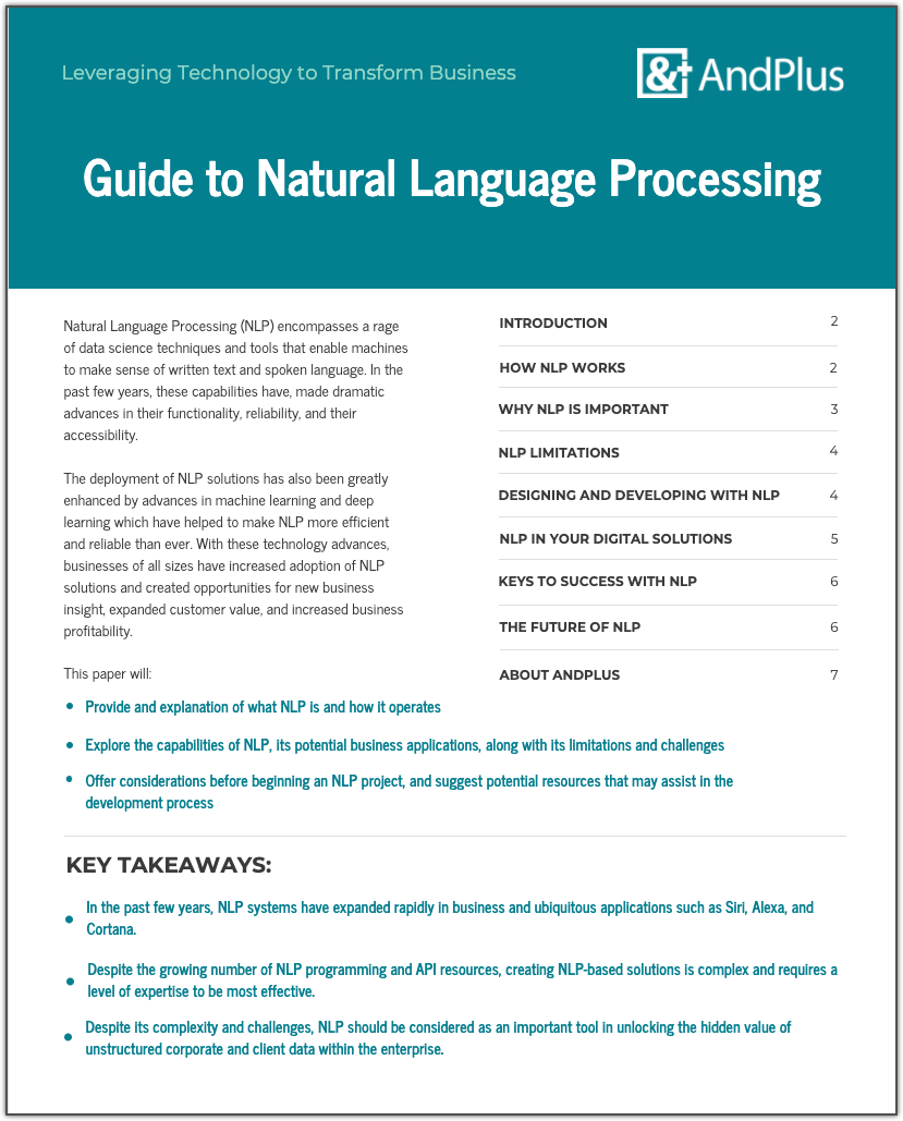 Guide to NLP Cover (Outline)
