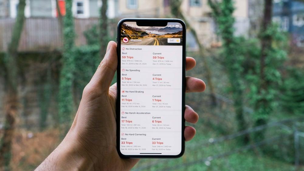 cambridge mobile telematics ios app