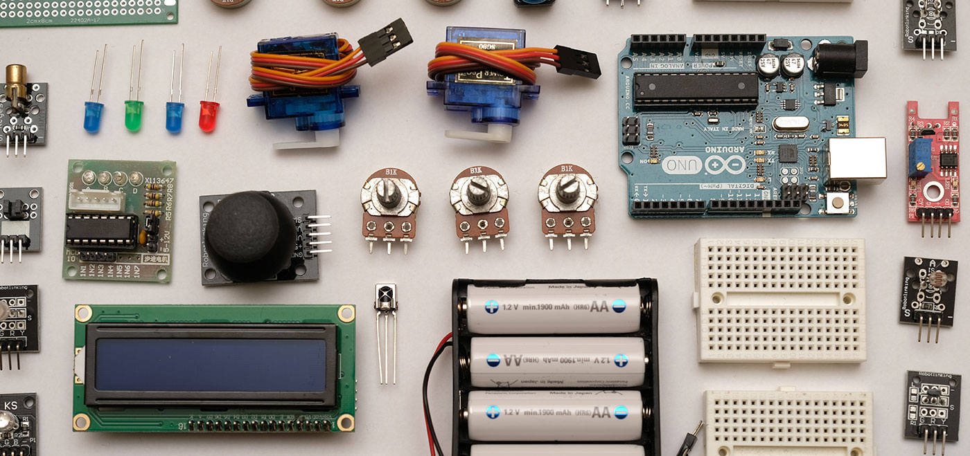 internet of things electro-mechanical components