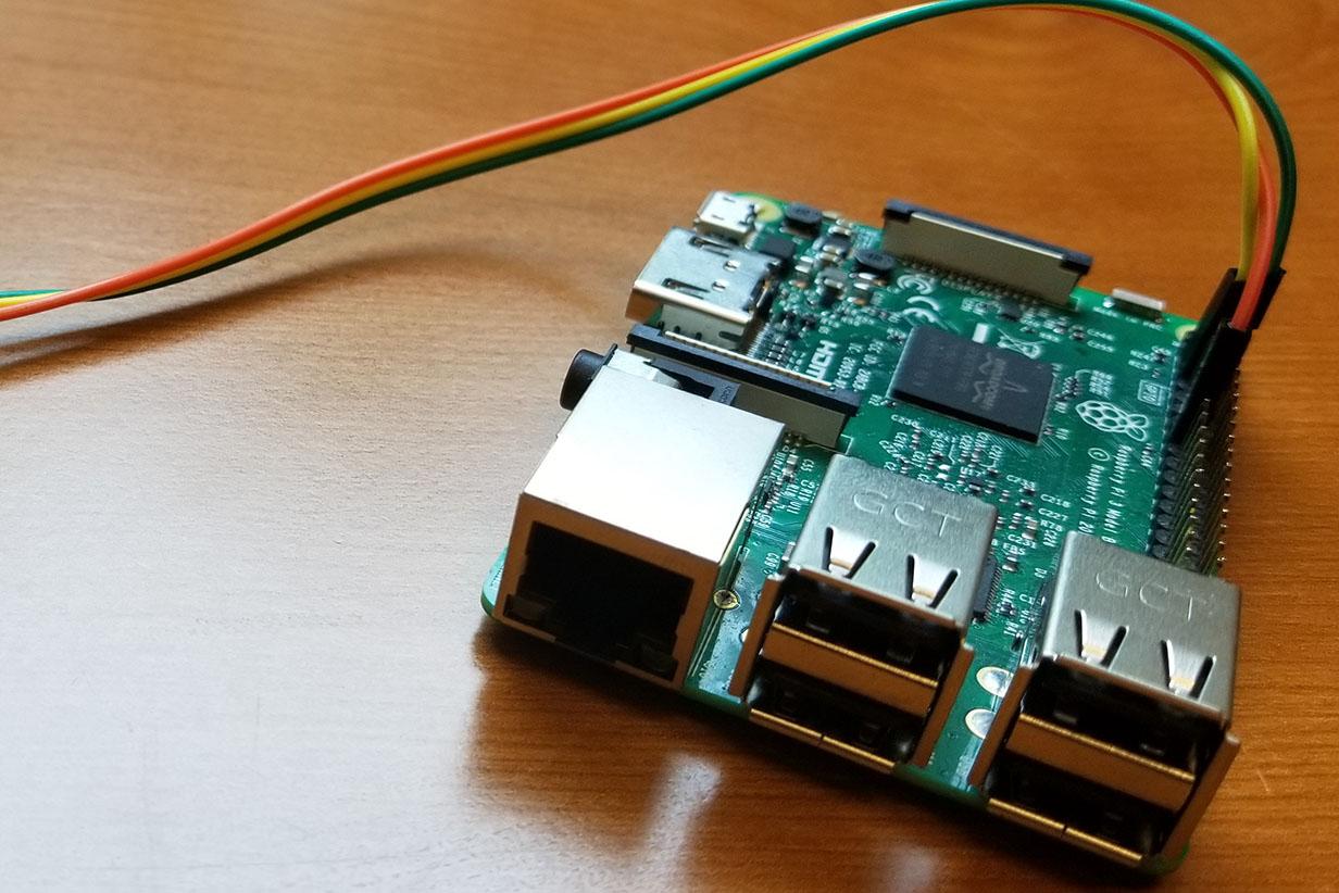 AWS IoT Temperature Monitor