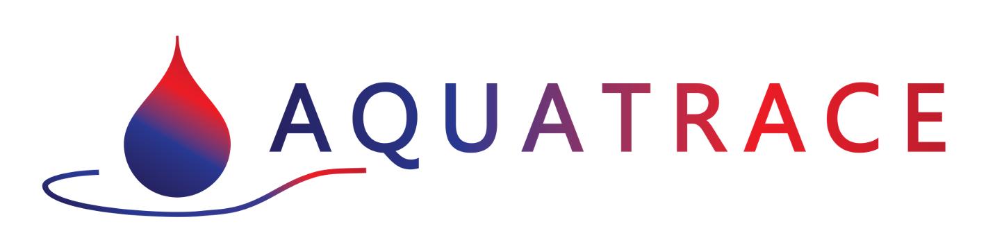 AquaTrace's logo
