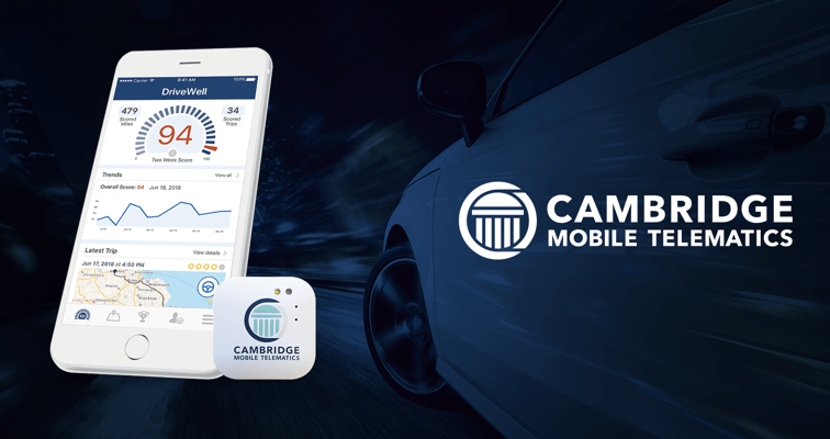 image for the asset titled: Cambridge Mobile Telematics: Mobile Safe Driver App
