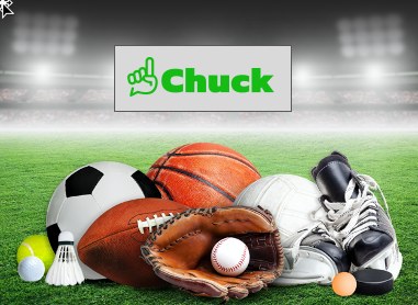 image for the asset titled: Chuck Sports: Sports Fan Mobile Application