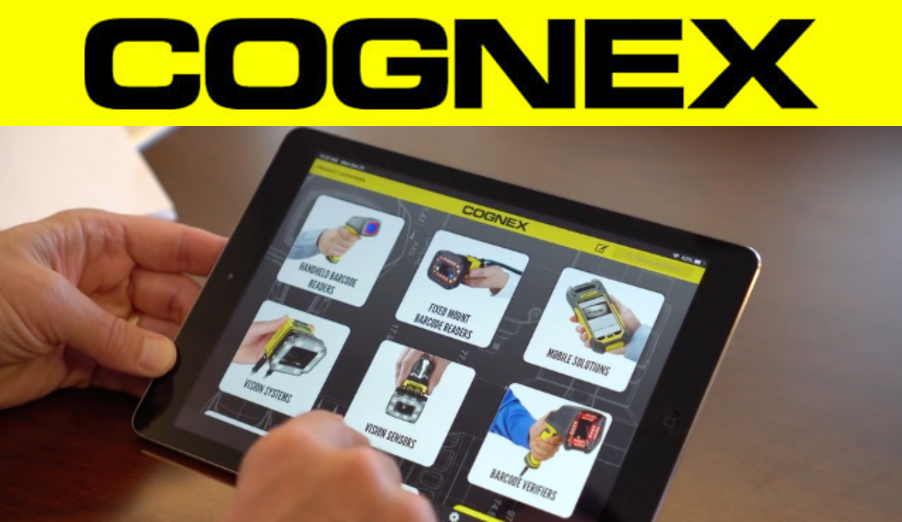 image for the asset titled: Cognex: Mobile Product Catalog