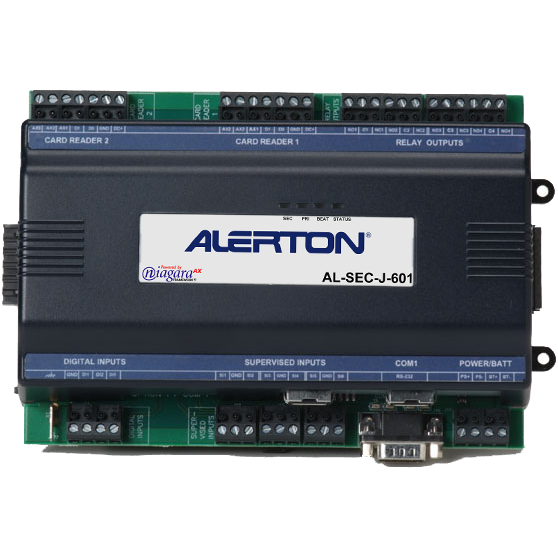 alerton hardware software integration