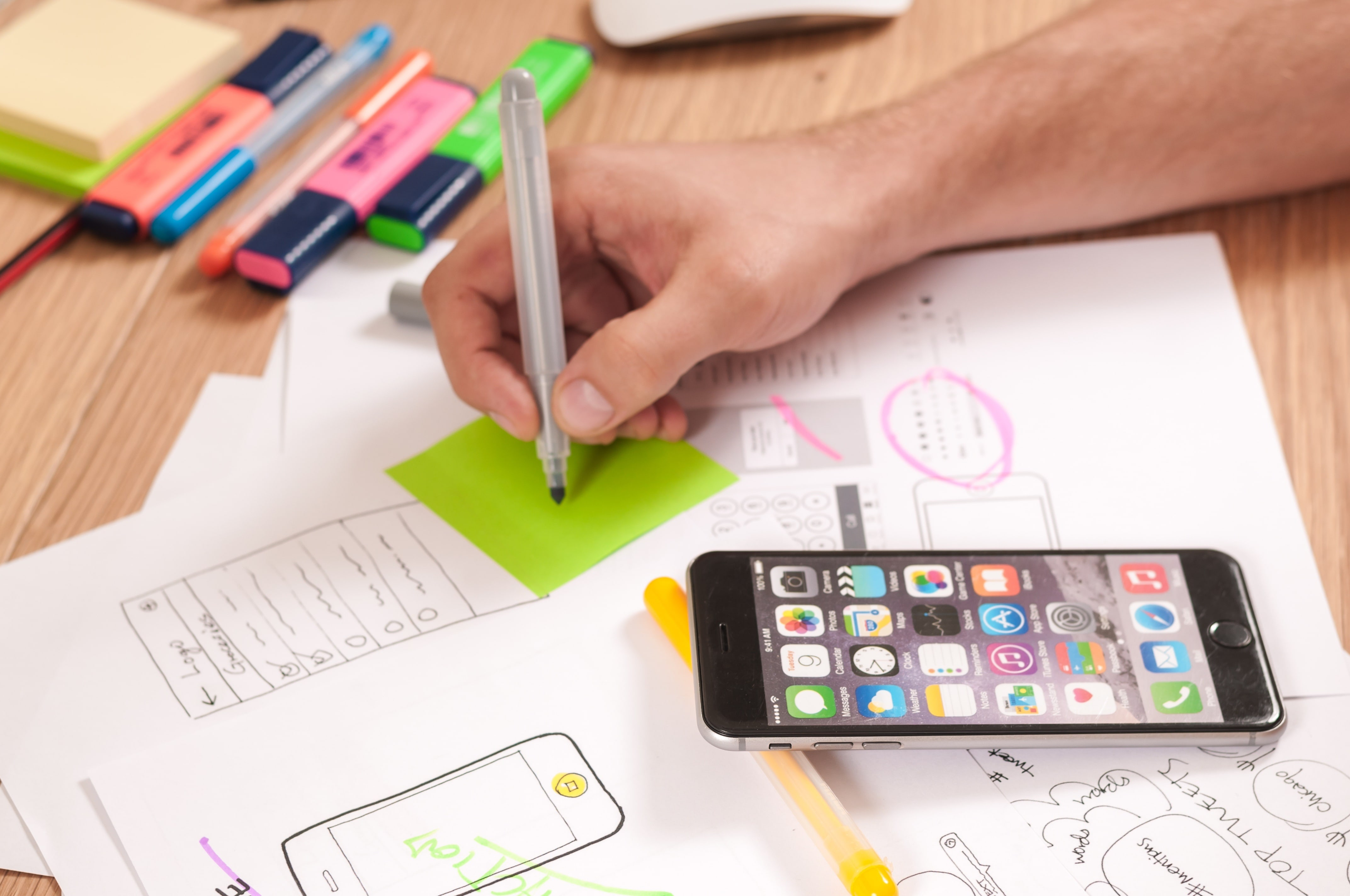 check the post:7 Tips For Writing Software Requirements for App Development for a description of the image