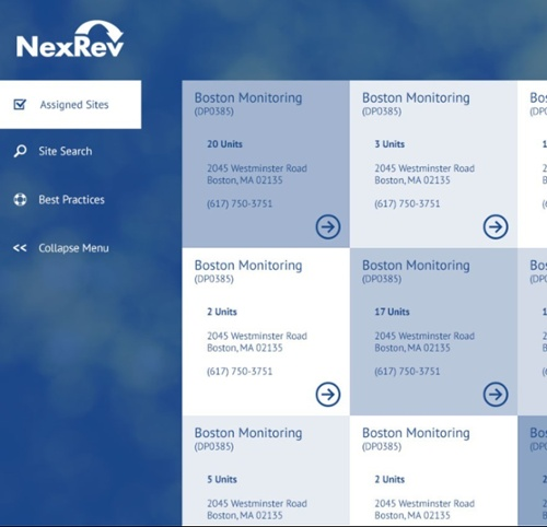 image for the asset titled: NexRev: Variable Frequency Drive Application