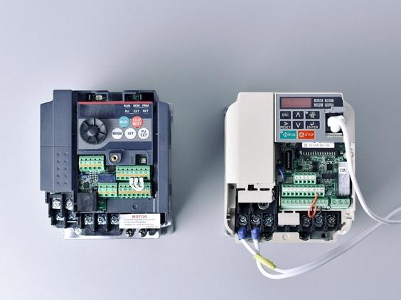 Photograph of NexRev hardware DCT unit