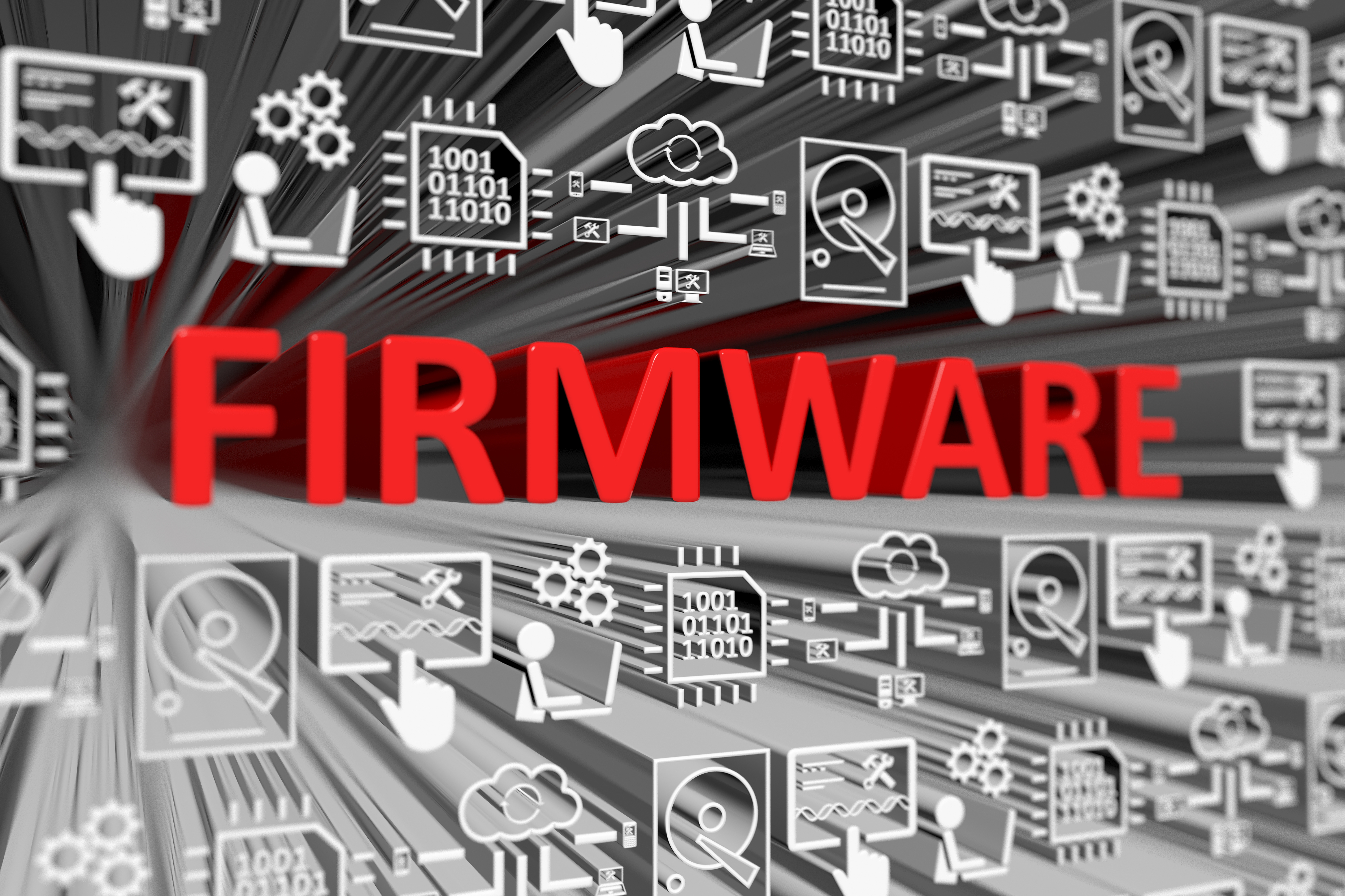 check the post:How Firmware Works for a description of the image