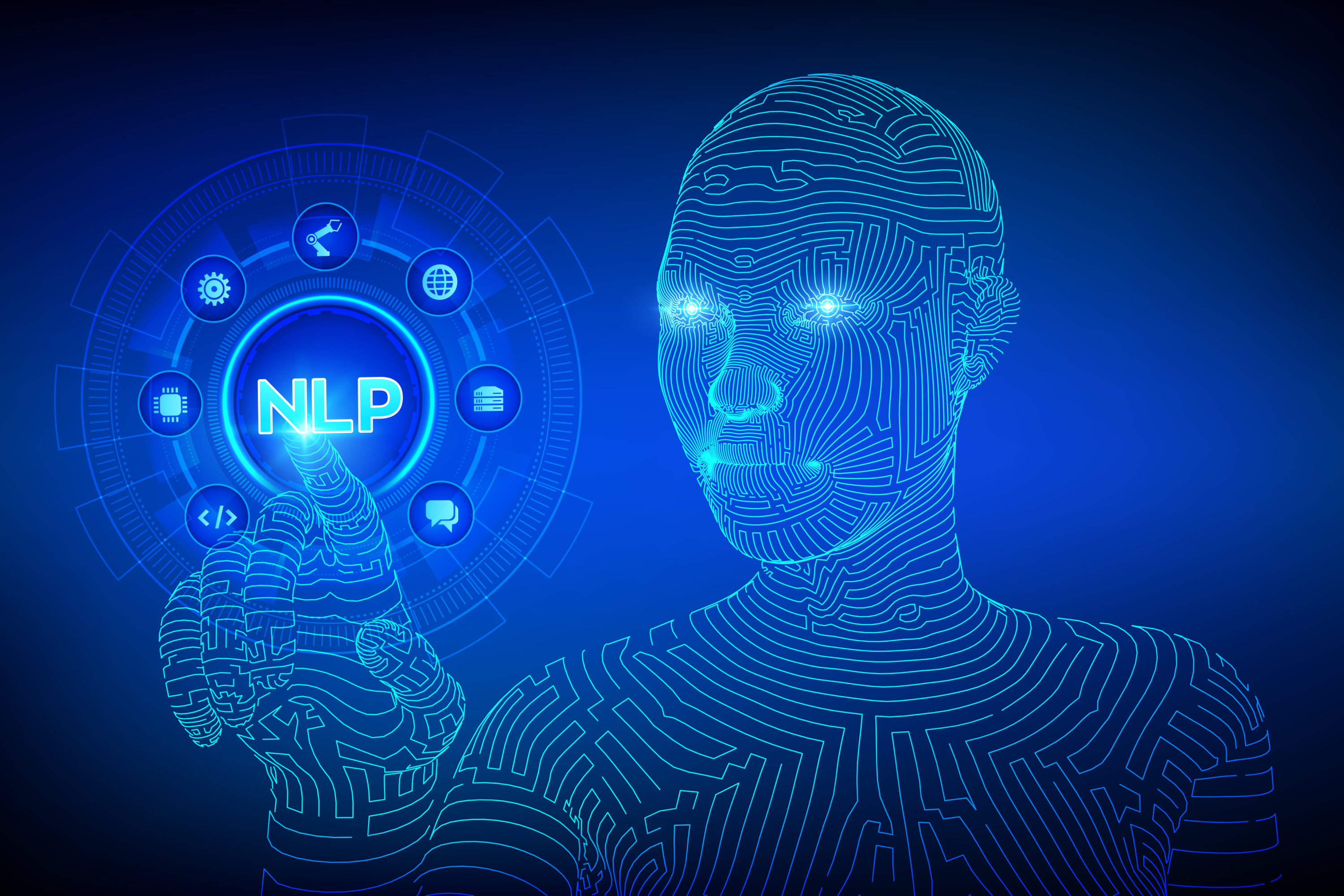 check the post:What Can I do with NLP? for a description of the image
