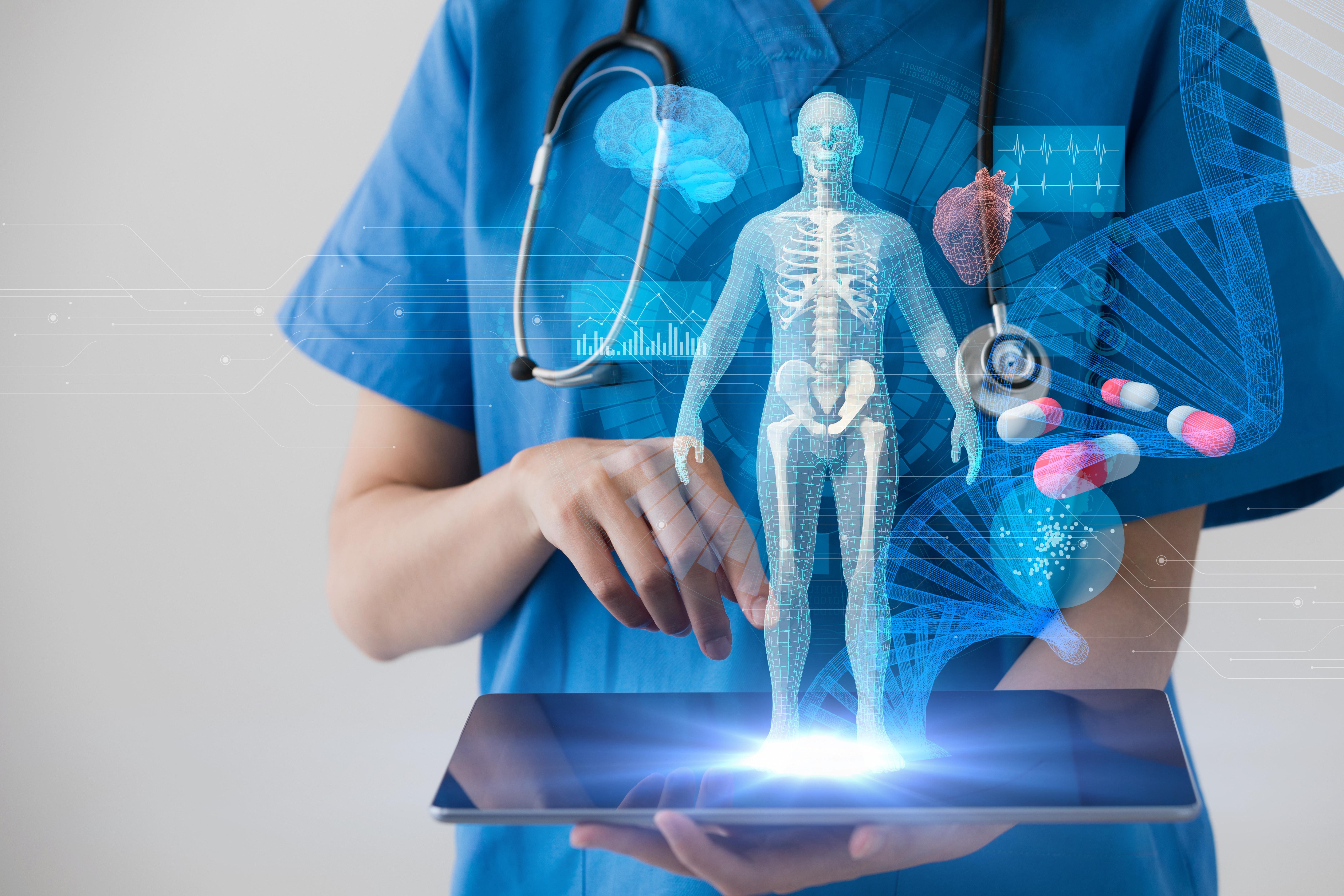 check the post:AI in Medicine in 2020 for a description of the image